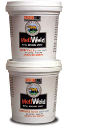 System Three SilverTip Metlweld Epoxy